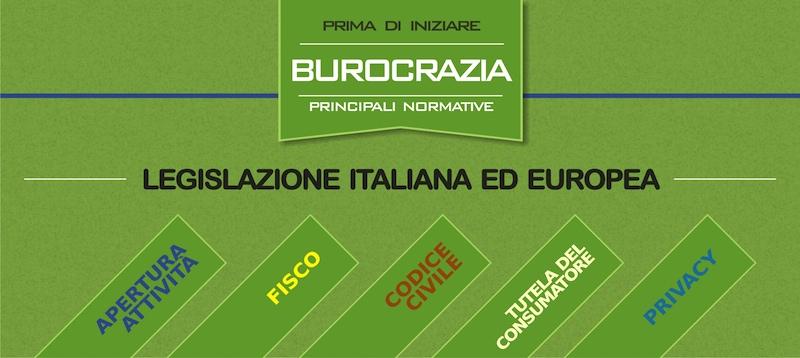 Normativa italiana ed europea, fisco e leggi per la vendita online