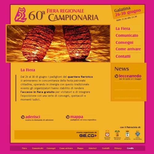 www.campionariadigalatina.it