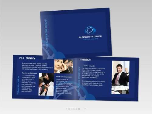 Brochure Business Network