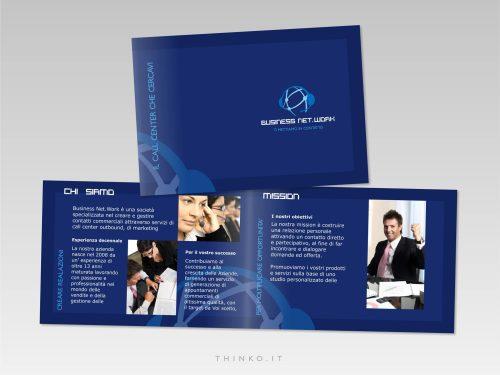 Brochure Business Network