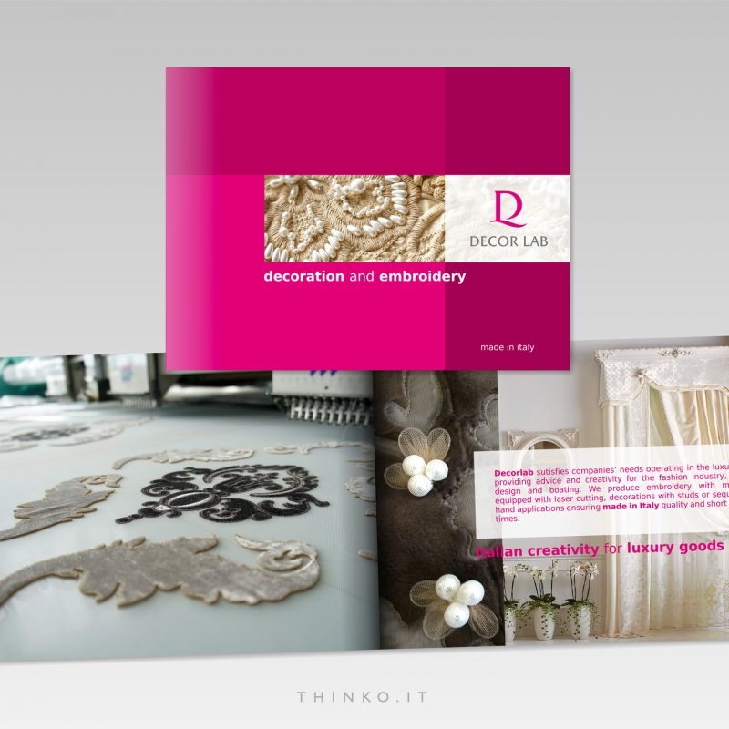 Company Profile Decorlab