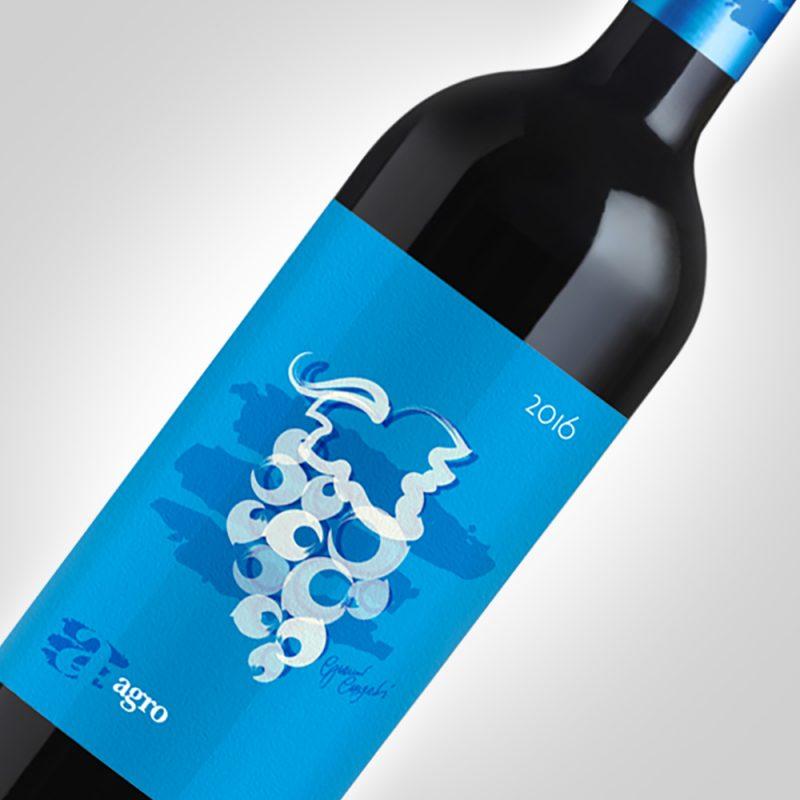 Realizzazione Label Design Vini Lecce