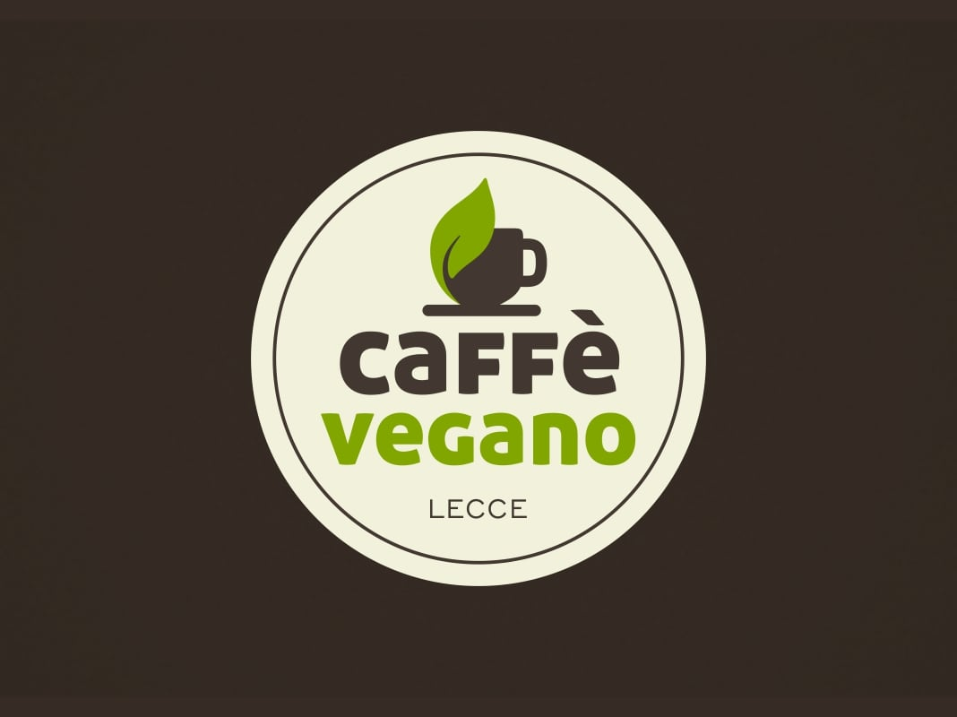 Creazione Logo per Caffetteria Vegana